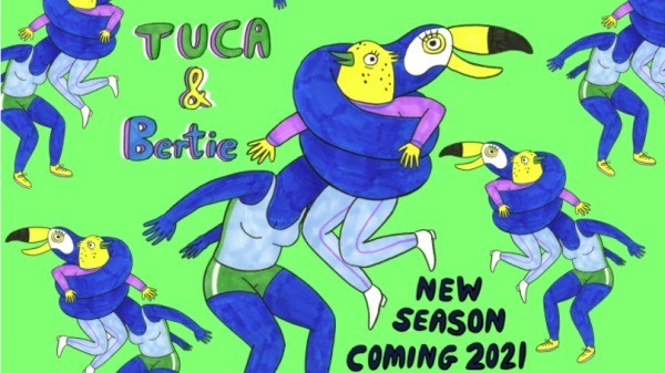 tuca-and-bertie