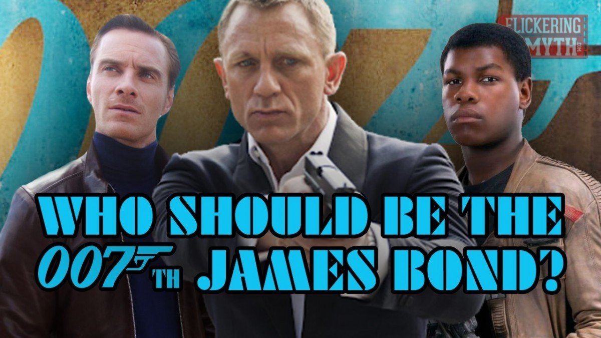 Who Should Be the 007th James Bond?