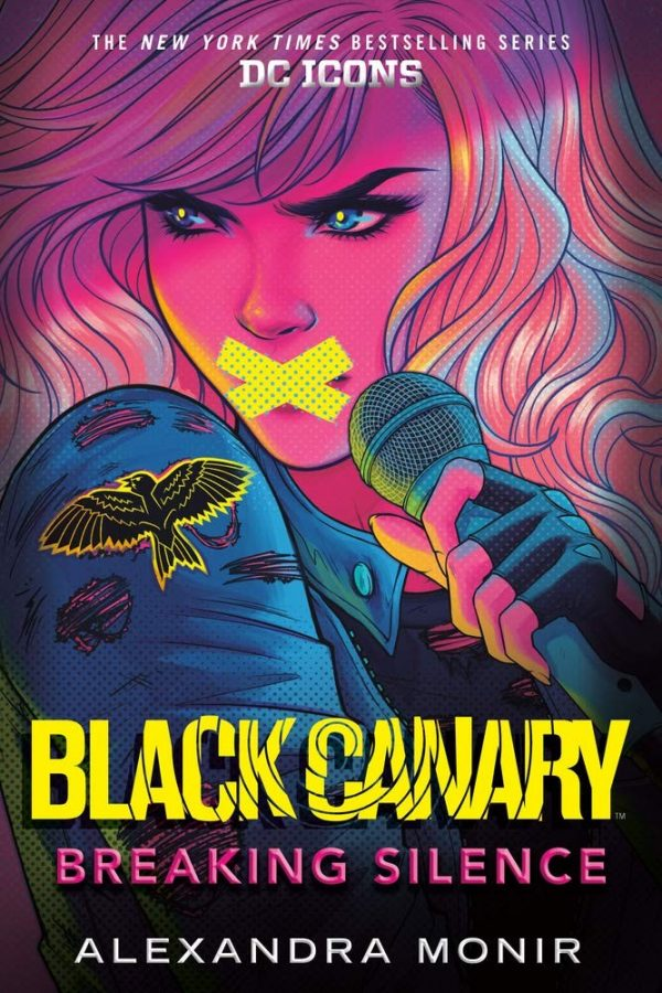 Black-Canary-Breaking-Silence-600x900
