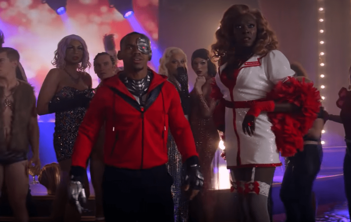 Doom Patrol Season 2 Trailer Introduces New Villains