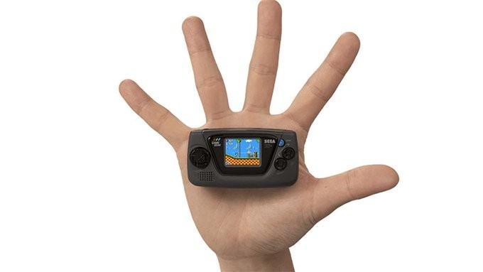 SEGA announces Game Gear Micro consoles
