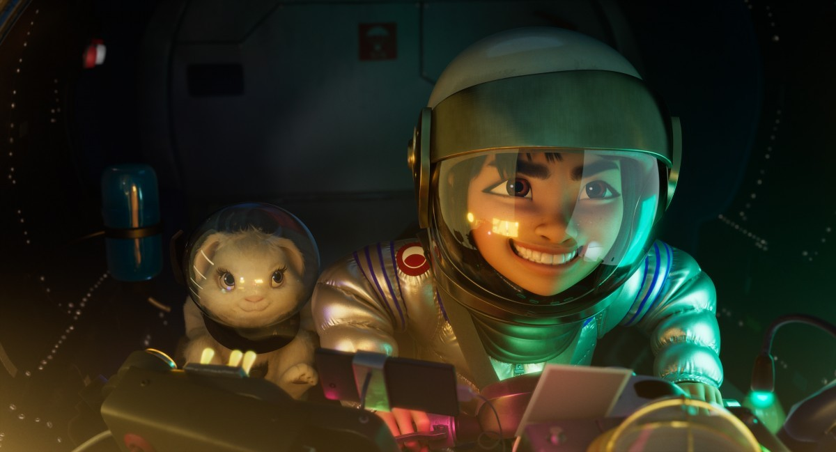 Movie Review - Over the Moon (2020)