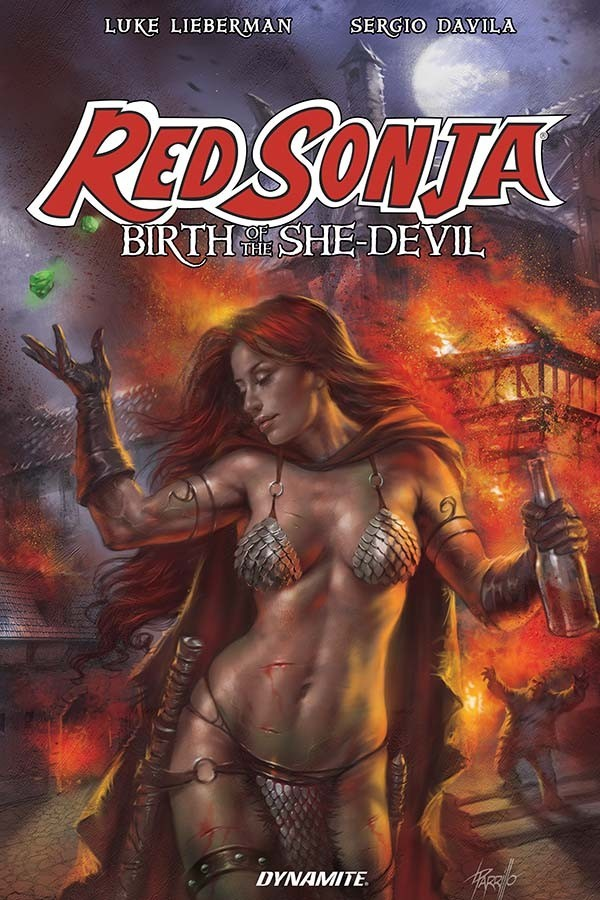 Red-Sonja-Birth-of-The-She-Devil-TP-1