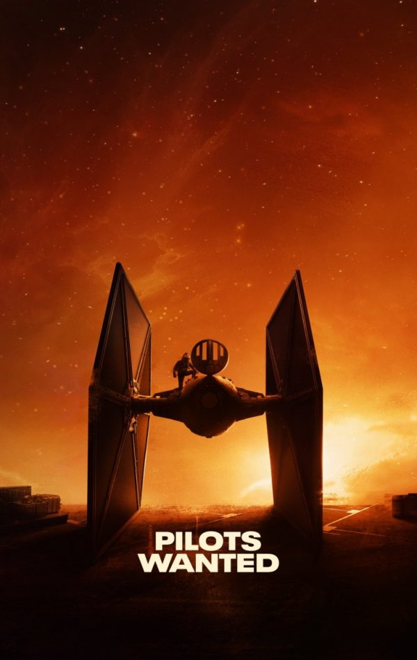Star Wars Squadrons teased with new posters