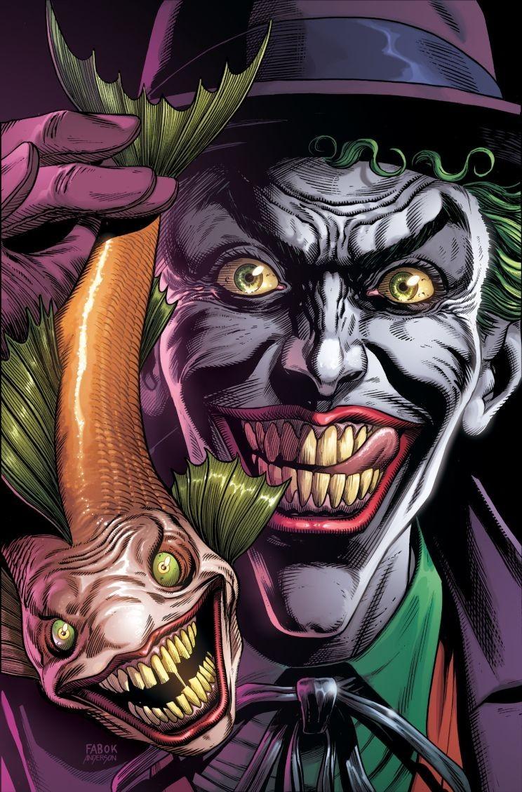 DC reveals Batman: Three Jokers variant covers from Jason