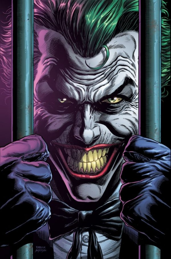 Dc Reveals Batman  Three Jokers Variant Covers From Jason