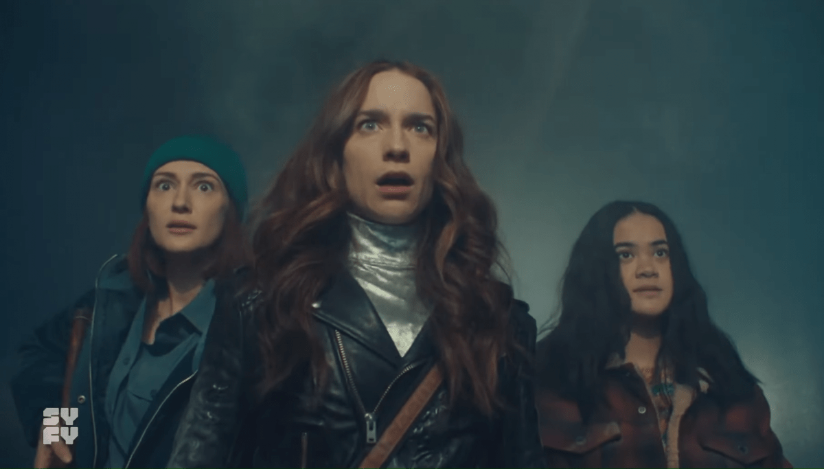 Wynonna Earp gets a season 4 trailer from Syfy