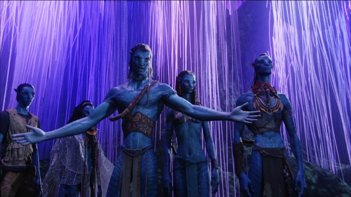 David Thewlis confirms he's playing 'a blue thing' in Avatar 2