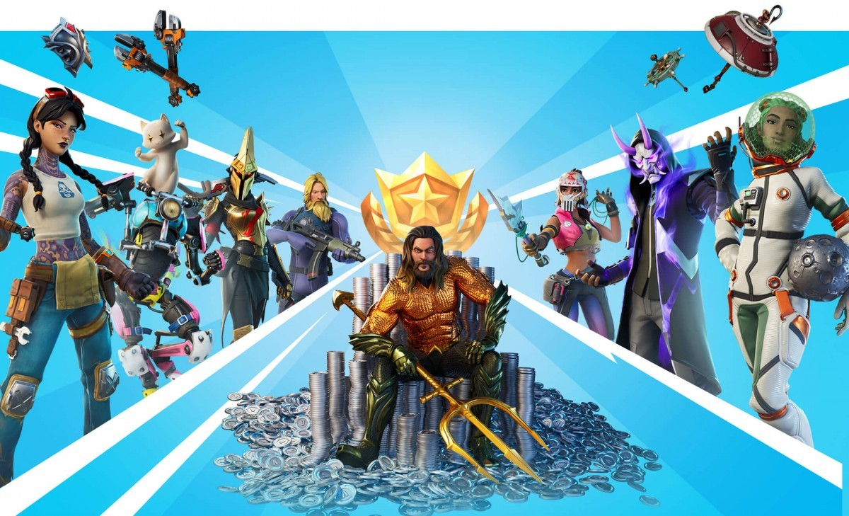 Jason Momoa's Aquaman comes to Fortnite with Chapter 2 ...