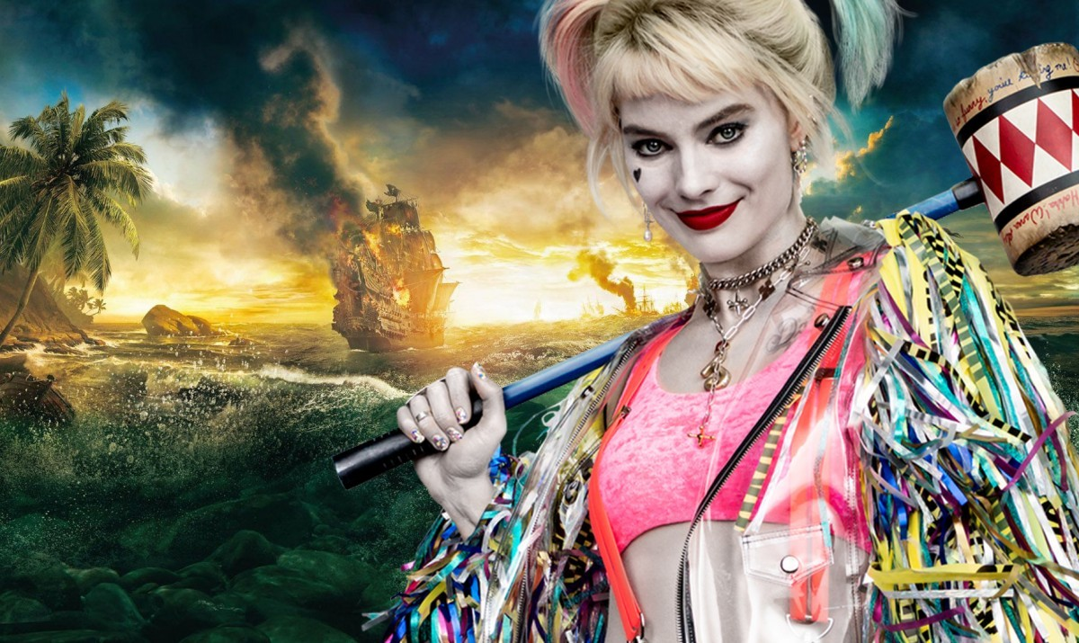 Margot Robbie to bring Girl Power to Pirates of the Caribbean