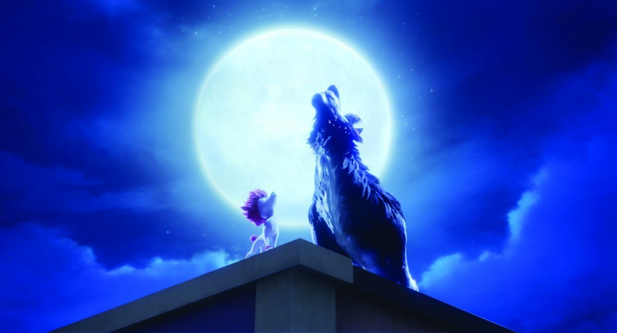 A Werewolf Transformation Goes Wrong In Trailer For Animated Comedy 100 Wolf