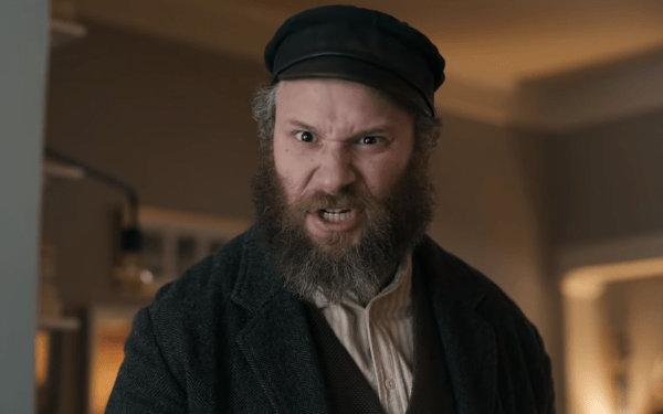 Seth Rogen is a man out of time in trailer for An American Pickle