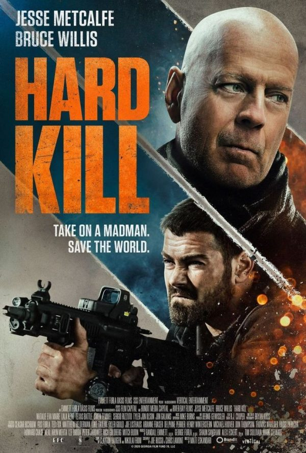 Movie Review - Hard Kill (2020)