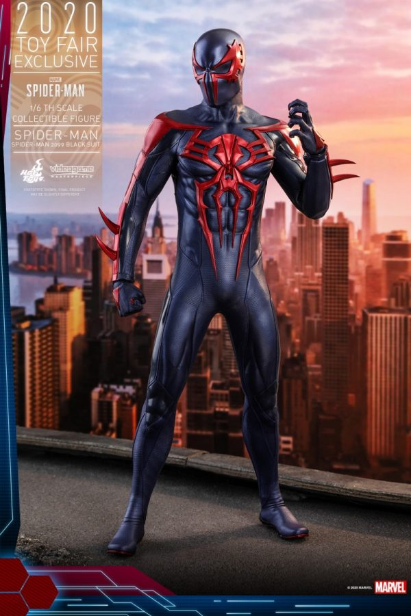 Hot-Toys-MSM-Spider-Man-Spider-Man-2099-Black-Suit-collectible-figure_PR1-600x900