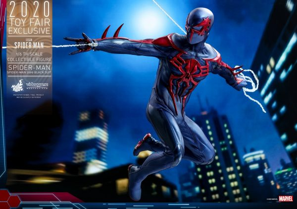 Hot-Toys-MSM-Spider-Man-Spider-Man-2099-Black-Suit-collectible-figure_PR14-600x422