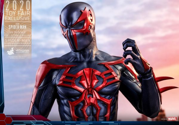 Hot-Toys-MSM-Spider-Man-Spider-Man-2099-Black-Suit-collectible-figure_PR17-600x422