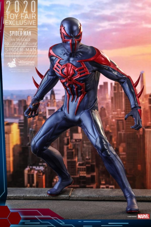 Hot-Toys-MSM-Spider-Man-Spider-Man-2099-Black-Suit-collectible-figure_PR3-600x900