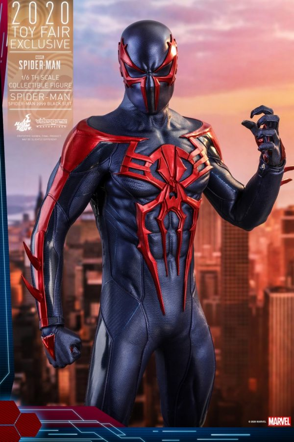 Hot-Toys-MSM-Spider-Man-Spider-Man-2099-Black-Suit-collectible-figure_PR7-600x900