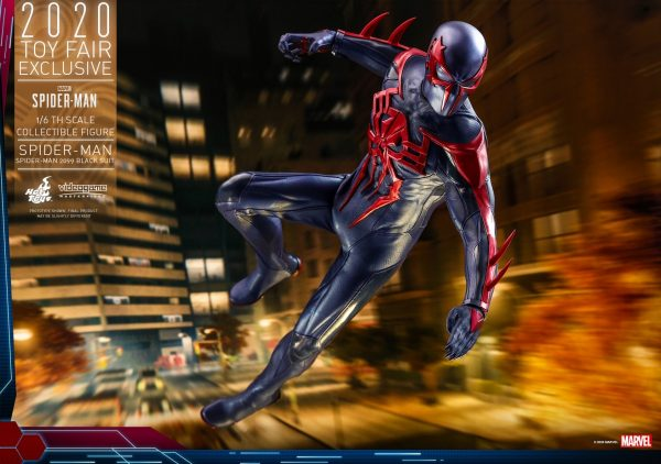 Hot-Toys-MSM-Spider-Man-Spider-Man-2099-Black-Suit-collectible-figure_PR9-600x422