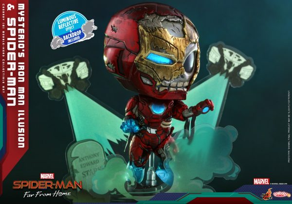 Hot-Toys-SMFFH-Mysterios-Iron-Man-Illusion-and-Spider-Man-Cosbaby_PR3-600x420