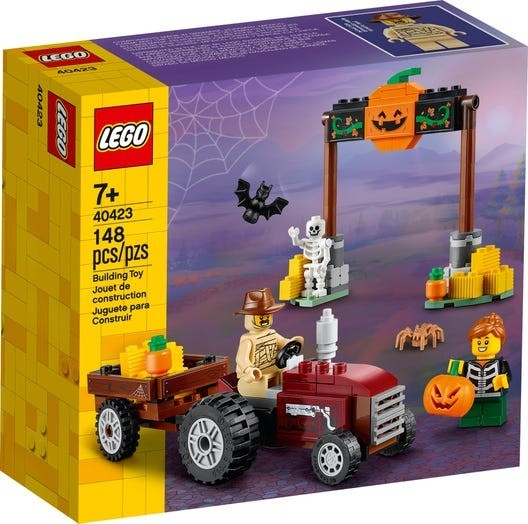 LEGO-Seasonal-Halloween-Hayride-40423