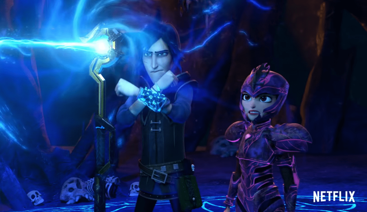Tales of Arcadia: Wizards gets a new trailer ahead of August premiere