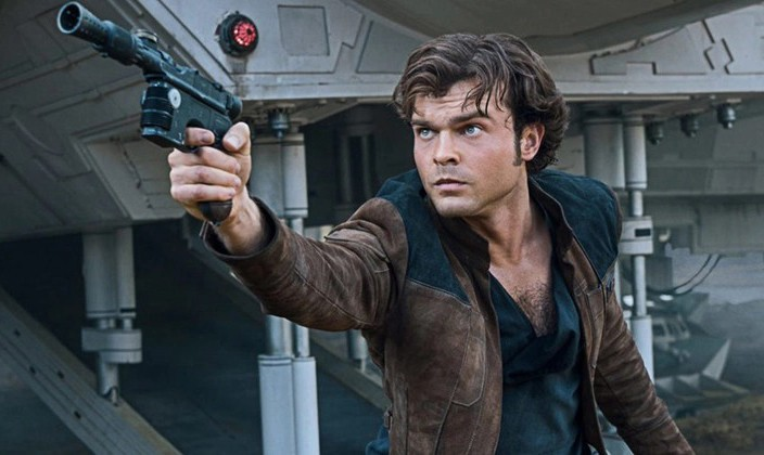 Alden Ehrenreich on Solo: A Star Wars Story finding new fans on Disney+ and its initial reception