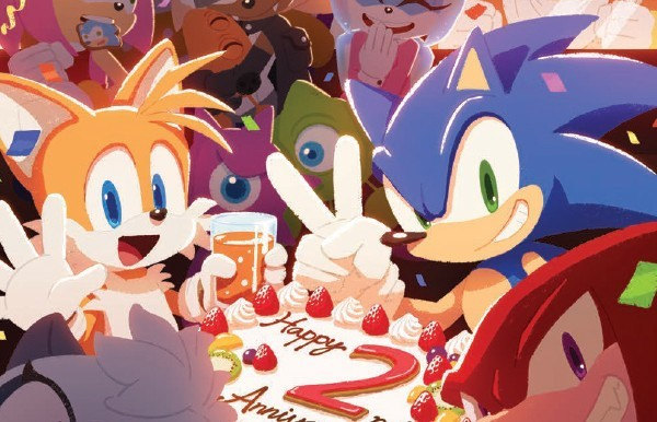 Comic Book Preview – Sonic the Hedgehog Annual 2020