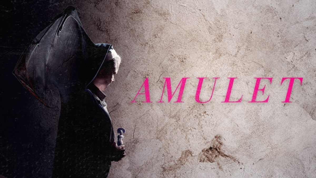 Possession horror Amulet gets a poster and trailer