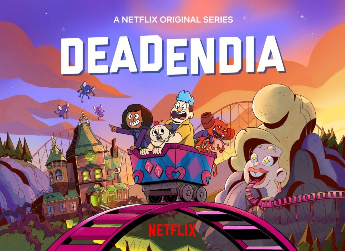 Netflix to adapt horror-comedy graphic novels DeadEndia as animated series