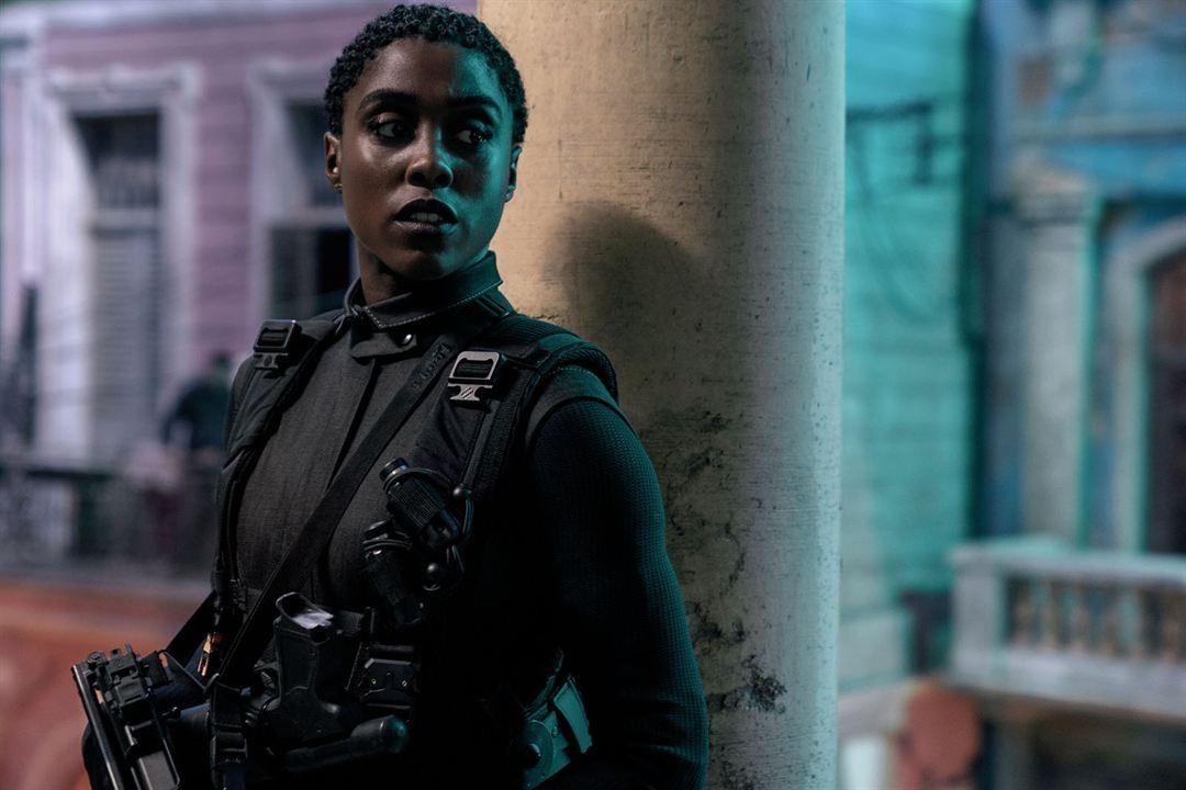 Lashana Lynch talks No Time to Die's new 00 agent Nomi