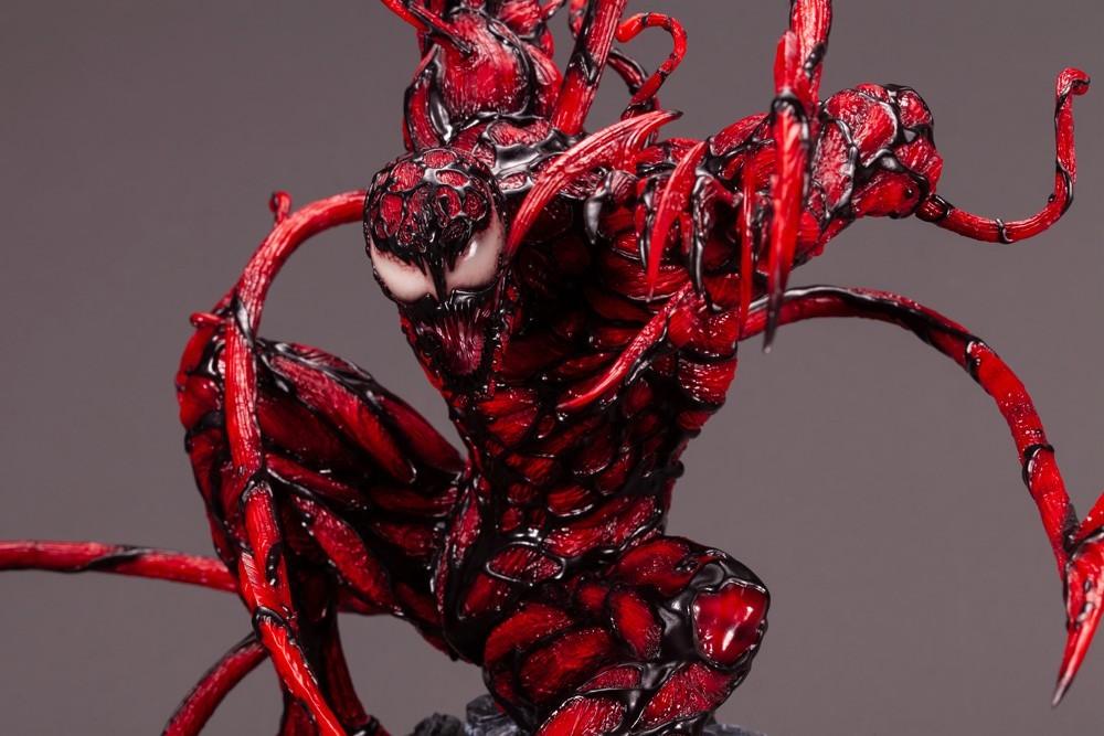 Kotobukiya delivers Maximum Carnage with new Marvel Fine ...