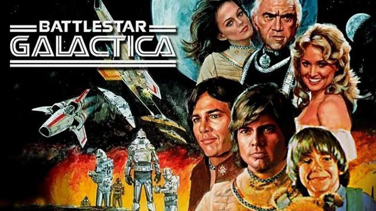 """Battlestar Galactica TV reboot is """"progressing nicely"""""""