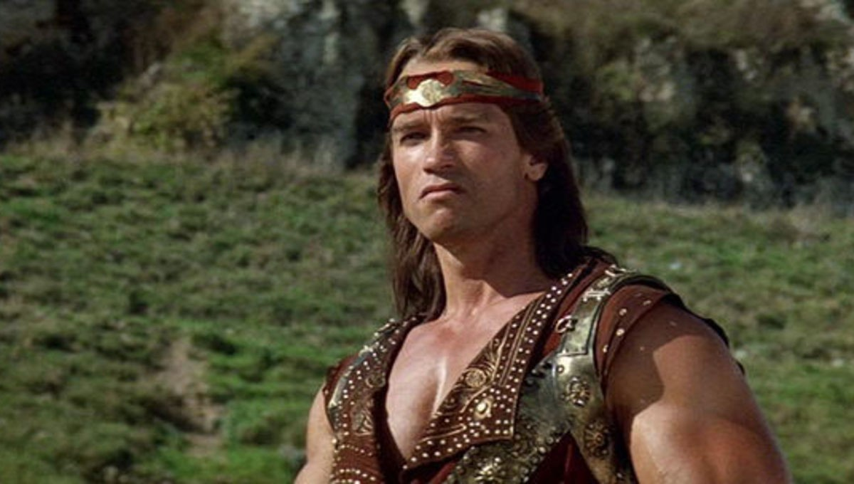 The Lost Crusade: The Truth About Arnold Schwarzenegger and Paul Verhoeven's Abandoned Epic
