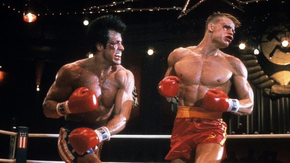 Sylvester Stallone working on Director's Cut of Rocky IV