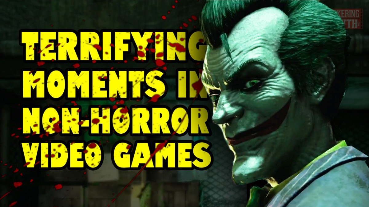 Terrifying Moments in Non-Horror Video Games