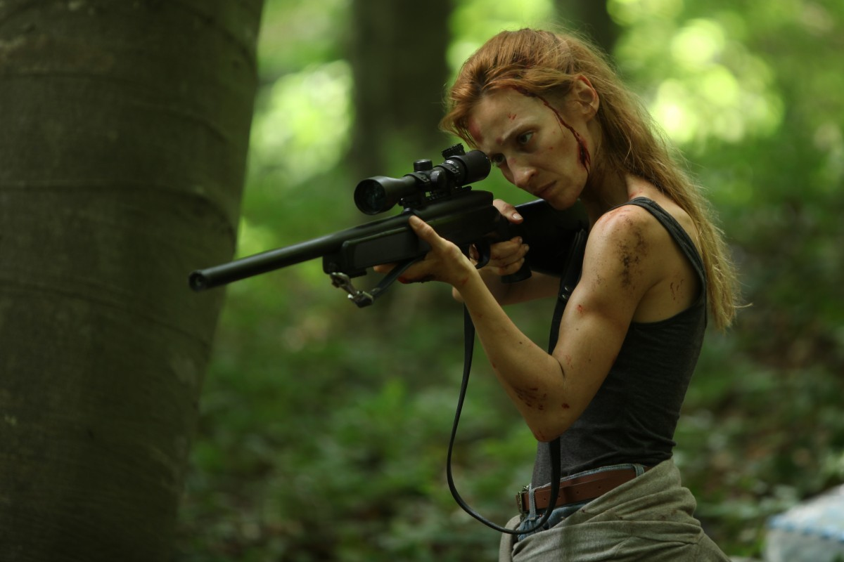 Billur Melis Koç in AV: The Hunt