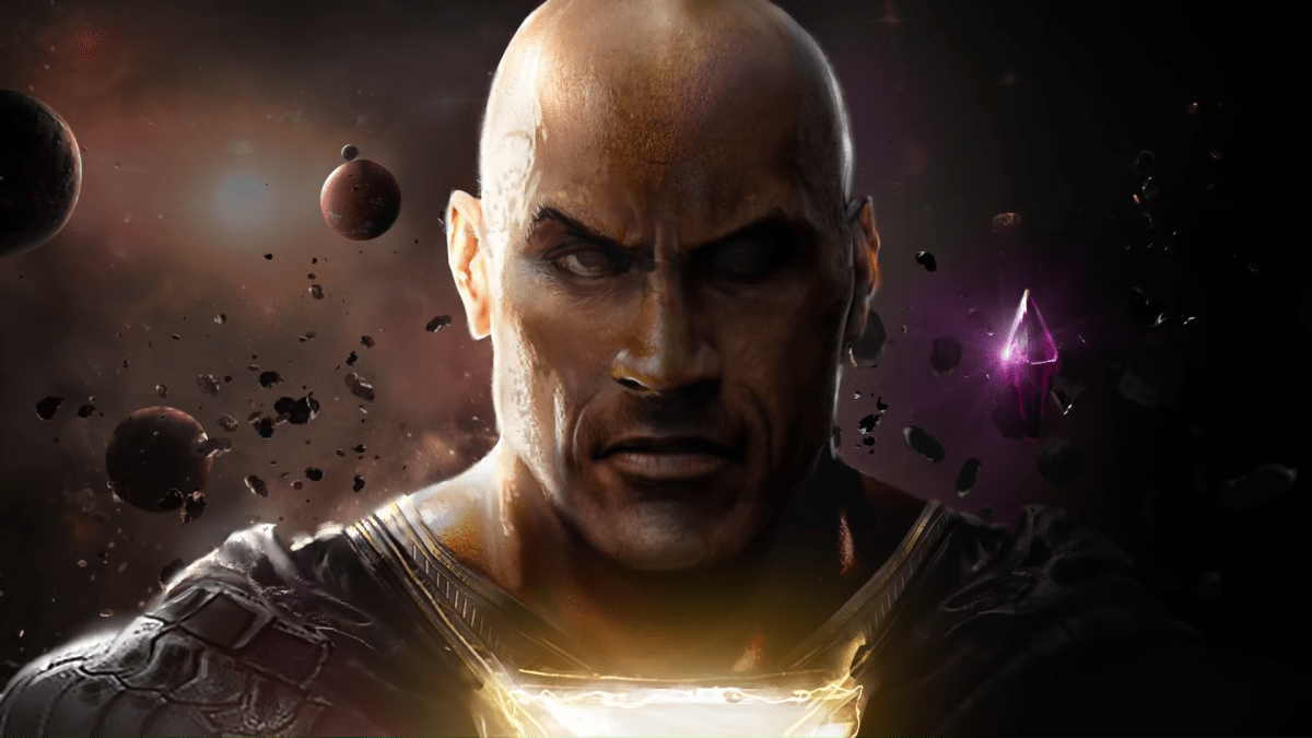 Dwayne Johnson's Black Adam was originally going to be the villain in Suicide Squad sequel