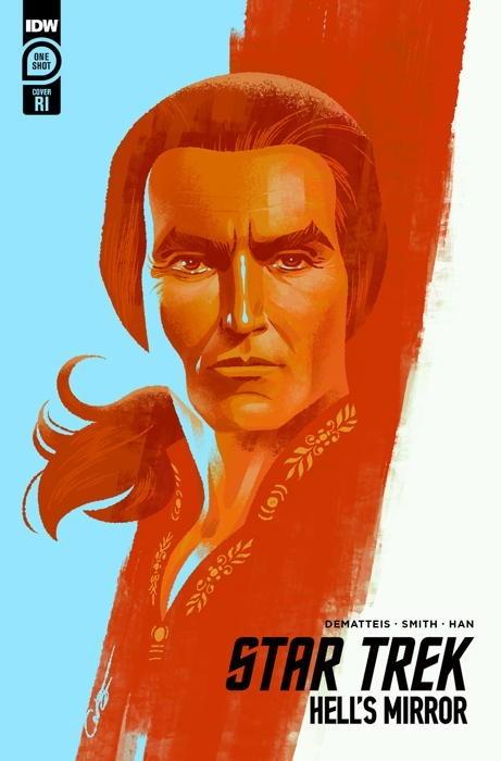 Comic Book Review – Star Trek: Hell's Mirror
