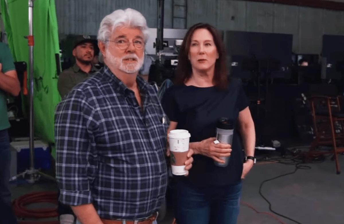 Dave Filoni reveals George Lucas' reaction to The Mandalorian