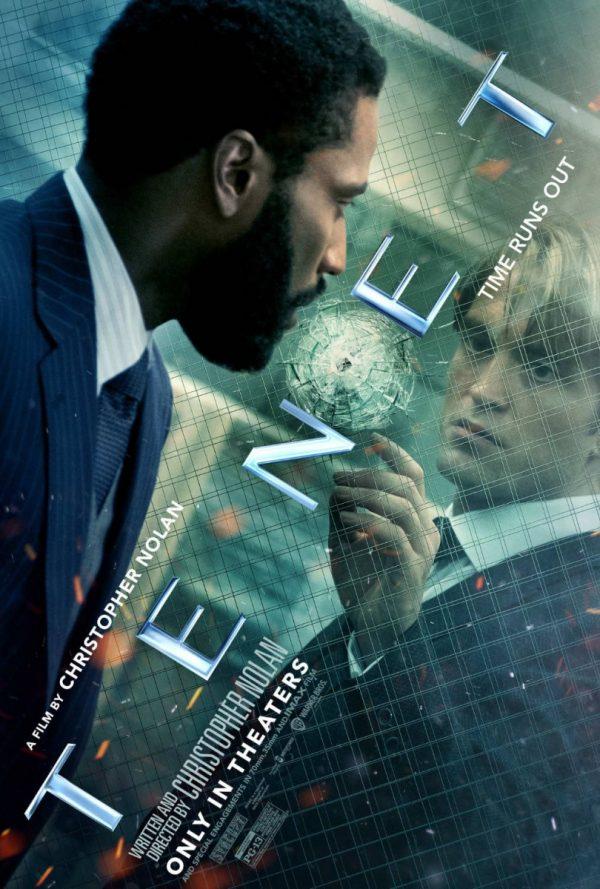 TENET (2020) English Movie 480p HDRip x264 ESubs 450MB