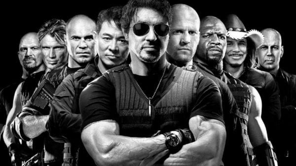 The Expendables at 10