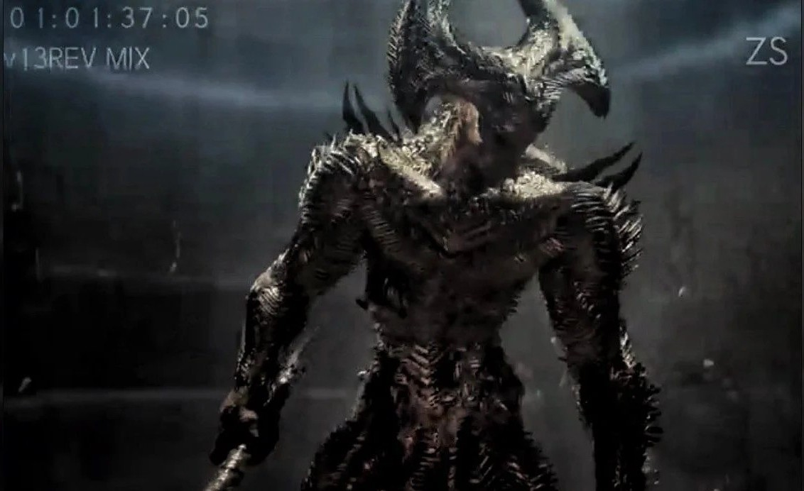 Zack Snyder shares glimpse of the redesigned Steppenwolf from Justice League