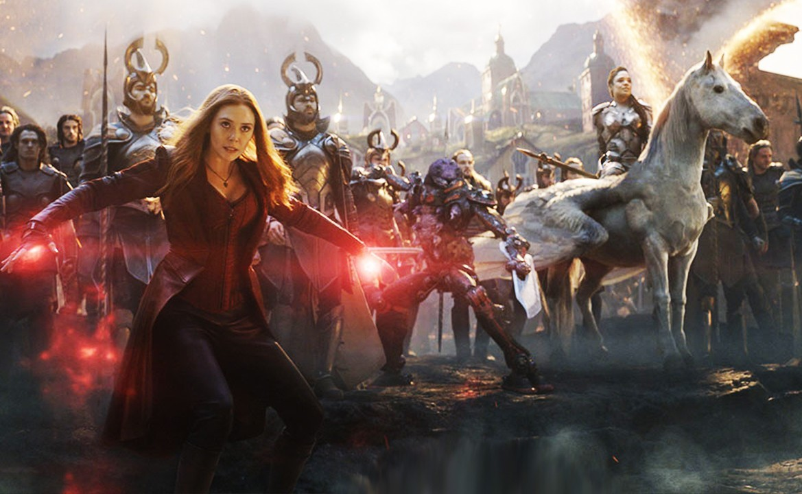 The Most Epic Moments in the Marvel Cinematic Universe