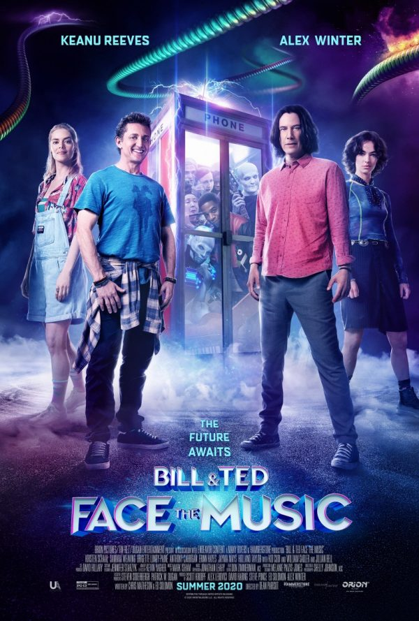 Movie Review - Bill & Ted Face the Music (2020)