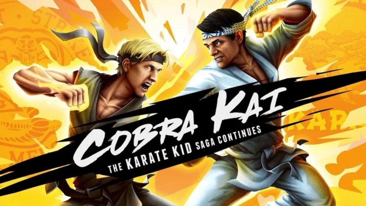 Cobra Kai: The Karate Kid Saga Continues coming to Xbox One and PS4 this October and Switch in November