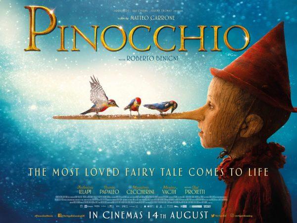 Movie Review - Pinocchio (2019)
