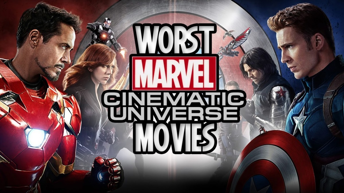 What are the Worst Movies in the Marvel Cinematic Universe?