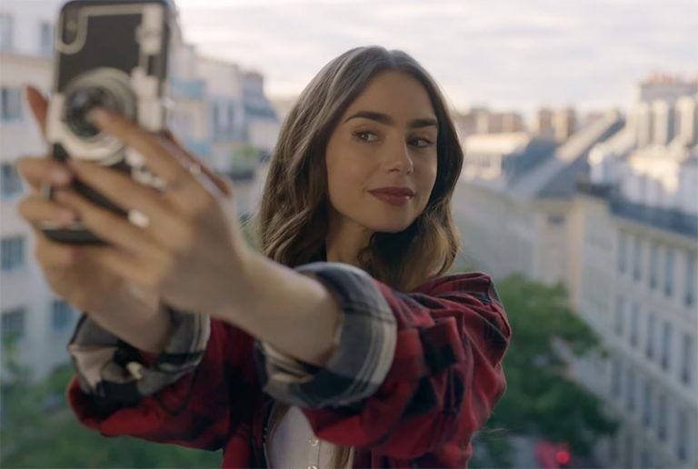 Lily Collins stars in teaser for Netflix rom-com series Emily in Paris