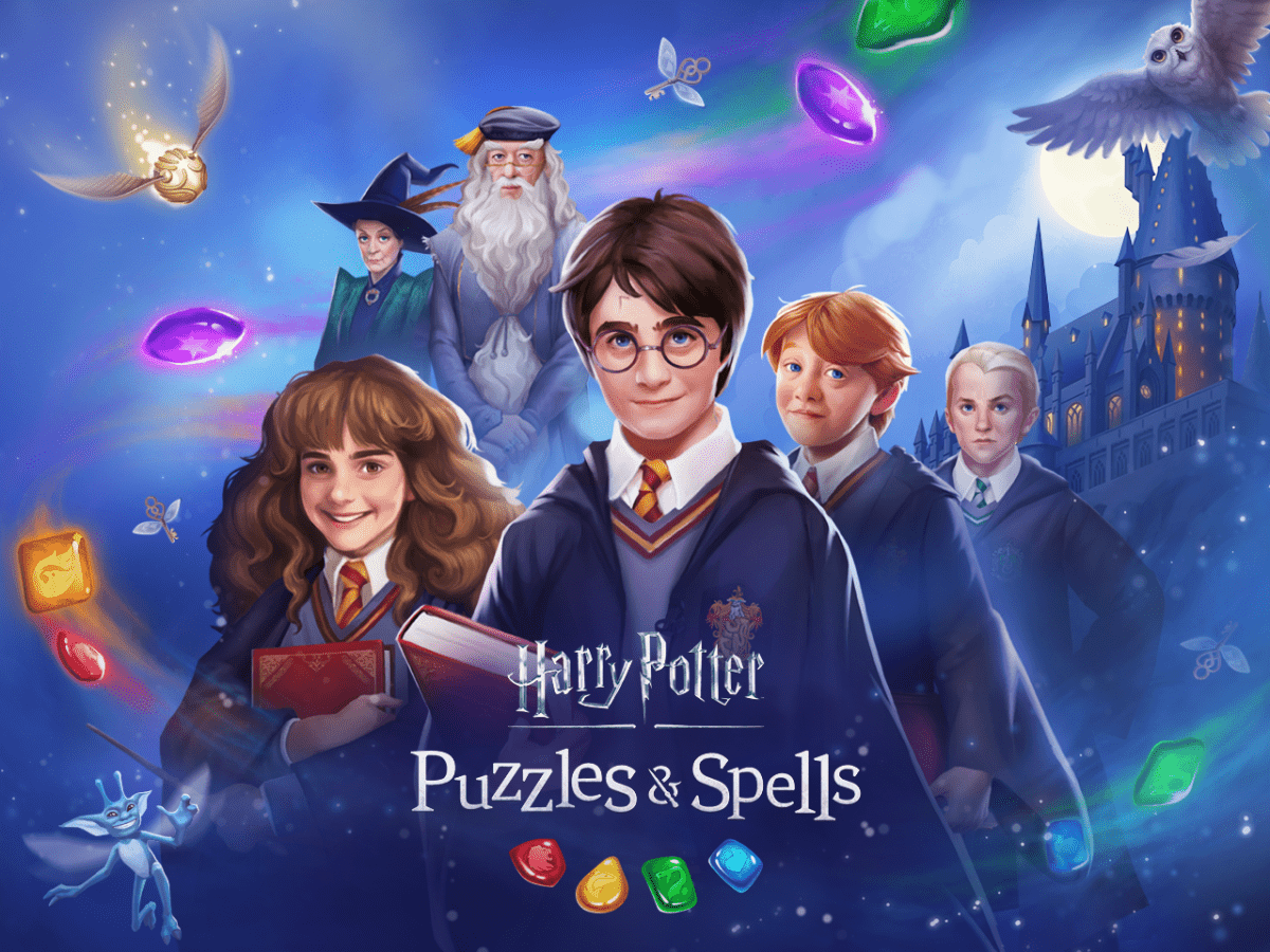Hunt for Easter Eggs in Harry Potter: Puzzles & Spells